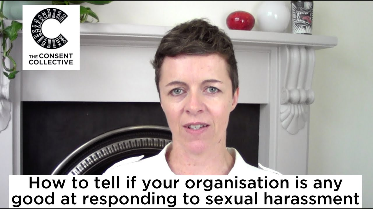 How to tell if your organisation is any good at responding to sexual harassment