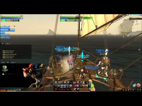 ArcheAge Underwater Mining and Piracy on the High Seas