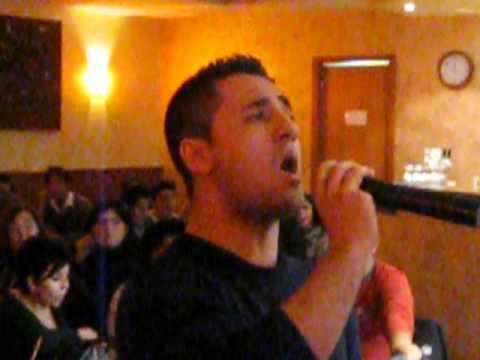 Gara karaoke 24 03 2012 Fabio Nuvoli