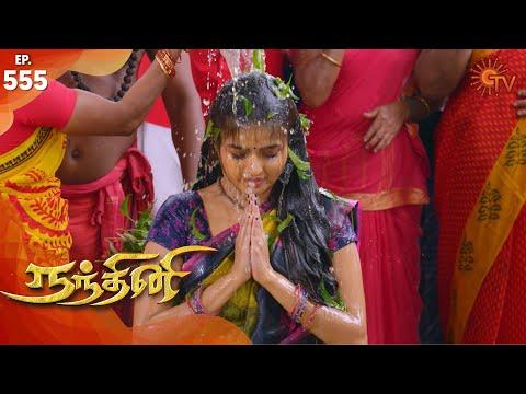 Nandhini - நந்தினி   Episode 555   Sun TV Serial   Super Hit Tamil Serial