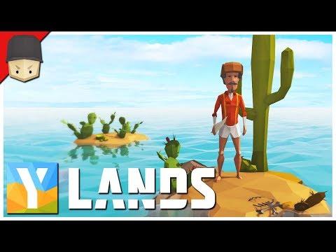 YLANDS - First Look (Survival/Crafting/Exploration/Sandbox Game)