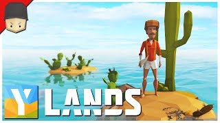 YLANDS - First Look : Ep.01 (Survival/Crafting/Exploration/Sandbox Game)