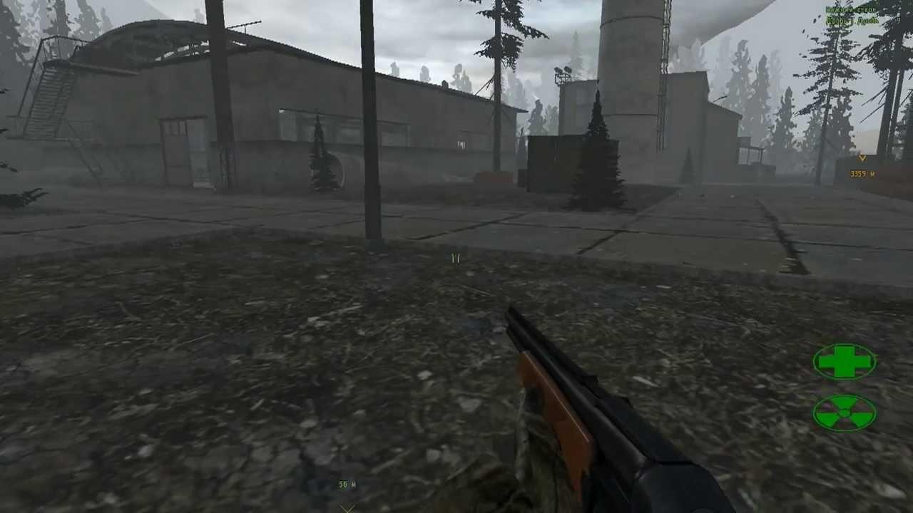 Скачать arma 2 мод сталкер