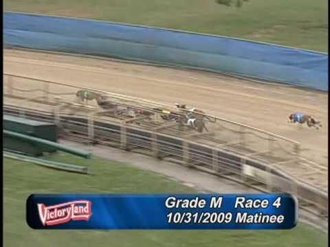 Victoryland 10/31/09 Matinee Race 4