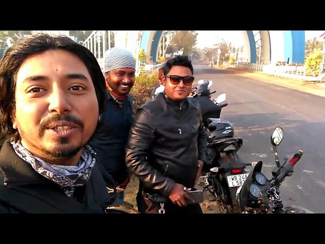Kolkata (Shyamnagar) To Digha | CBZ 160 | EKEN H9R | BIKE RIDE