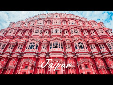 Jaipur in 4k