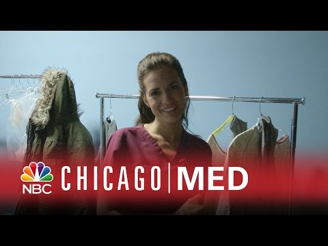 Chicago Med  Torrey DeVitto, Snack Crusader Digital Exclusive