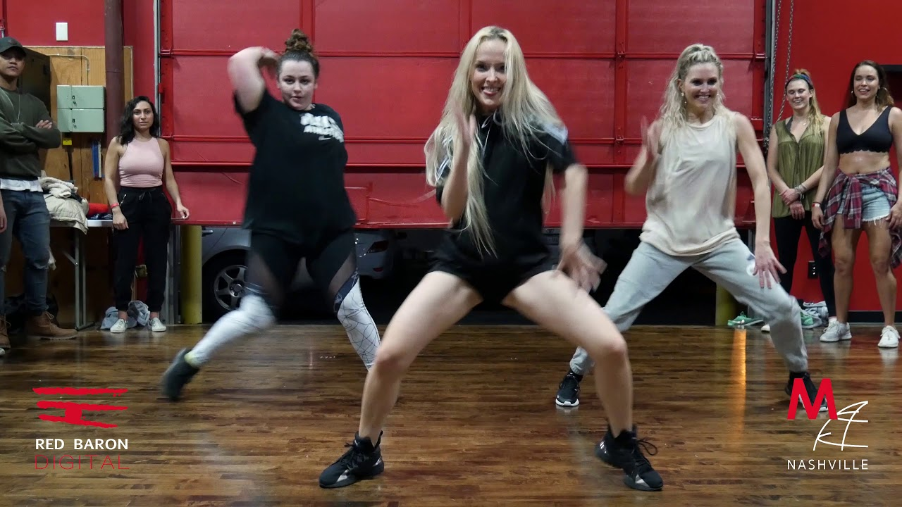 Tip Toe - Jason Derulo | Choreography with Nika Kljun #1