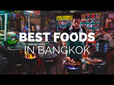 BEST STREET FOOD & WHERE TO EAT IN BANGKOK │ Travel Thailand Guide