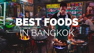 WHERE TO EAT IN BANGKOK │ Travel Thailand Guide