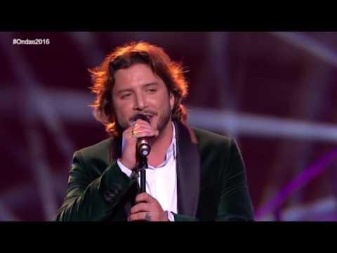 Manuel Carrasco - 'Siendo uno mismo' | Premios Ondas 2016