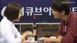 131023 《GHOST》 Public Rehearsal「Three Little Words」 Joo Won & IVY