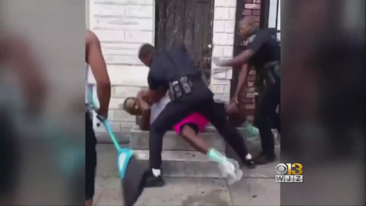 Attorney For Man Beaten By Baltimore Officer Says Cop Had A History Of 'Antagonizing'