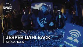 Jesper Dahlback Boiler Room Stockholm x Red Bull Music Academy DJ Set