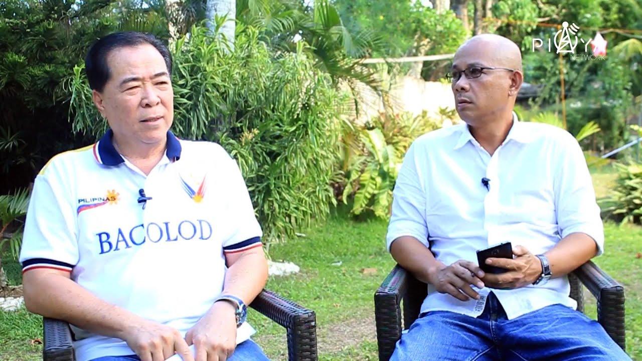 Interview with Mayor Monico O. Puentevella