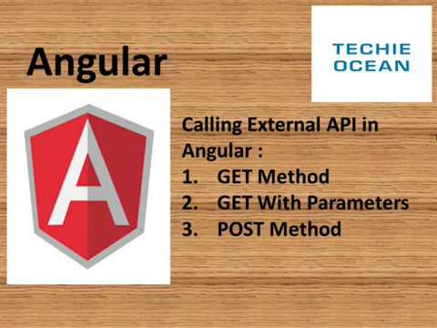 Angular 7 Call Rest API using Get with Params and POST