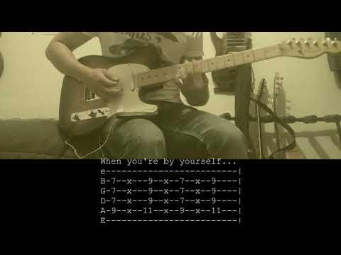 John Lennon - Hold On (Tab Cover Tutorial)