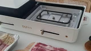 [요리]제품사용기 두판전기그릴로 세가지 요리해먹기
