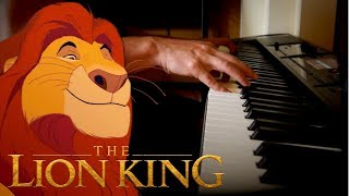 The Lion King - Piano Medley (All Songs)
