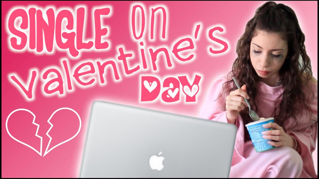 How To Survive Valentineu0027s Day Single!   YouTube