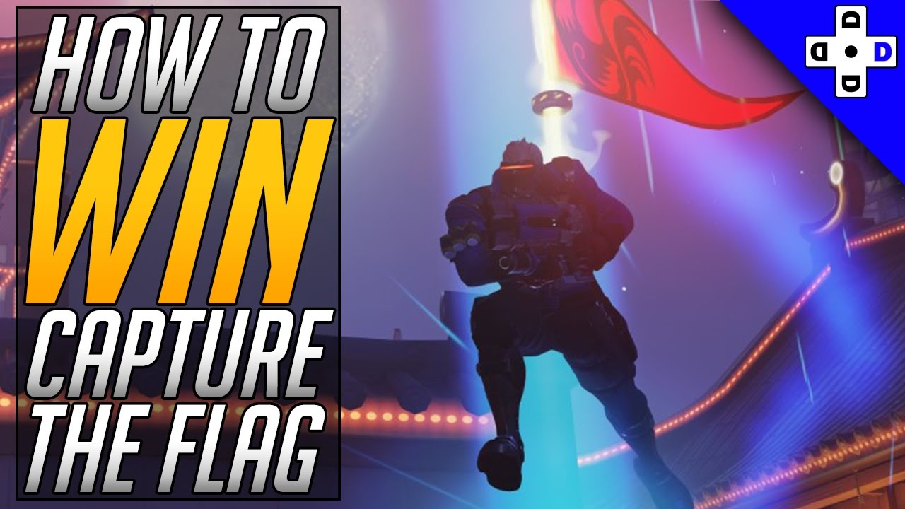 How to Win at Capture the Flag at Night