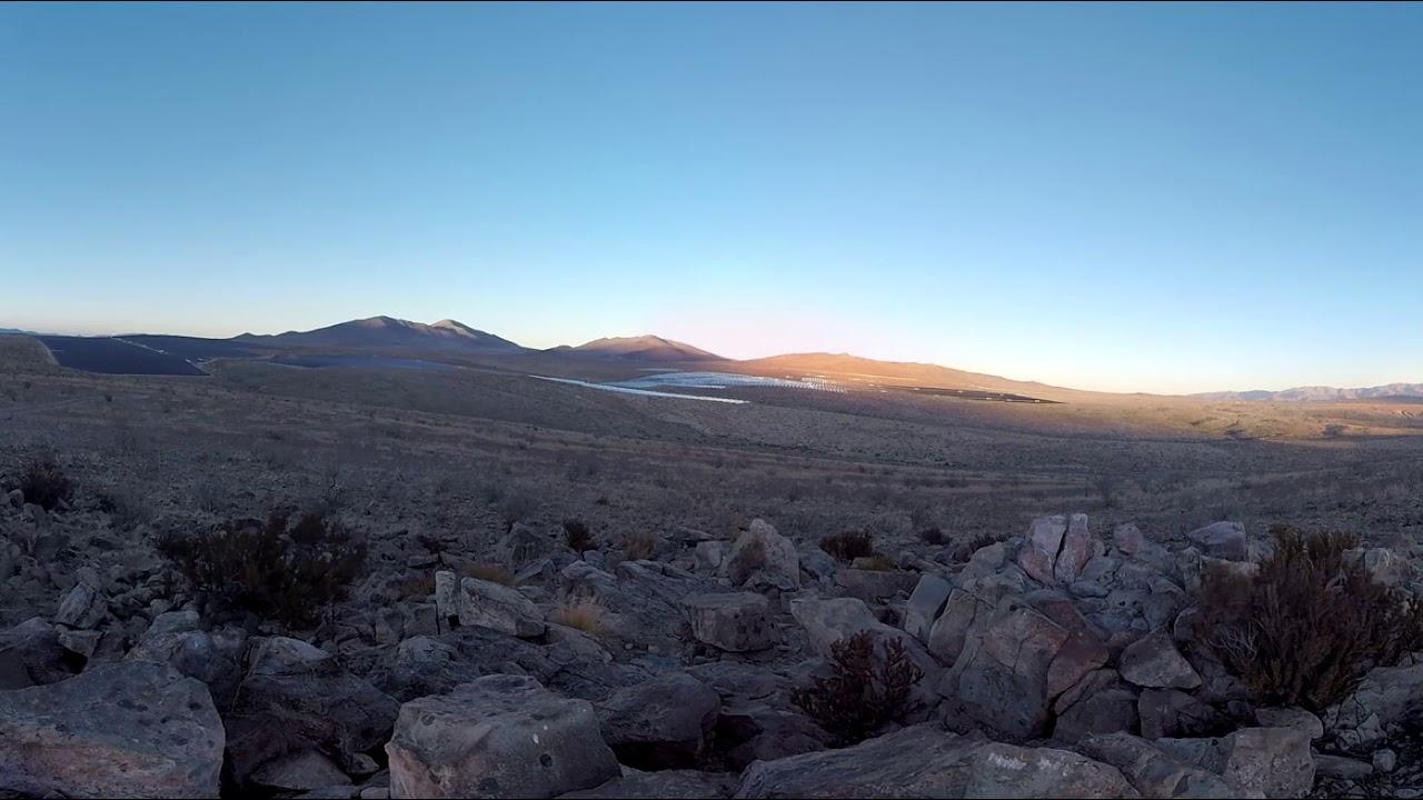 Comienza un nuevo día en El Romero Solar | ACCIONA