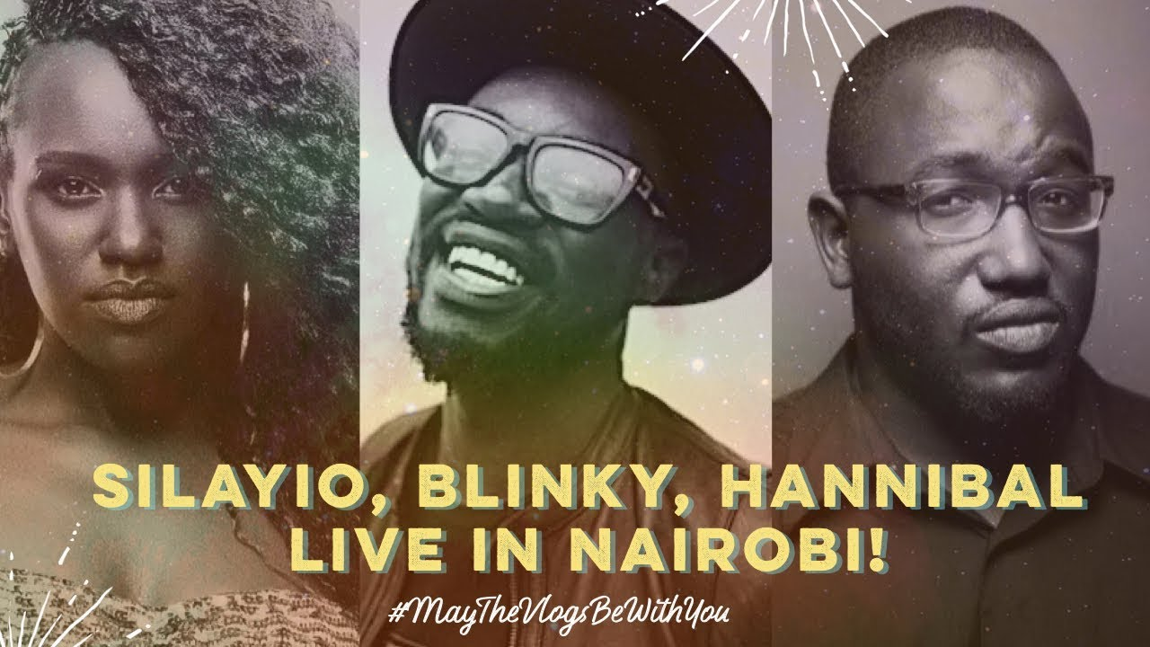 Silayio, Blinky Bill Live, And An Impromptu Hannibal Buress Show in December || Patricia Kihoro