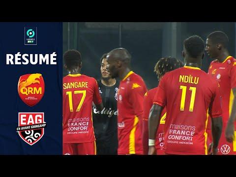 Quevilly Rouen Guingamp Goals And Highlights