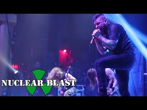 SUICIDE SILENCE  - Sacred Words - Live (OFFICIAL VIDEO)