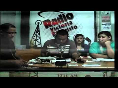 Jovenes liddi aguas claras ceiba en la radio