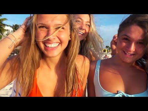 SURPRISING MY BEST FRIENDS IN ARUBA!!! | VLOG⁴ 014
