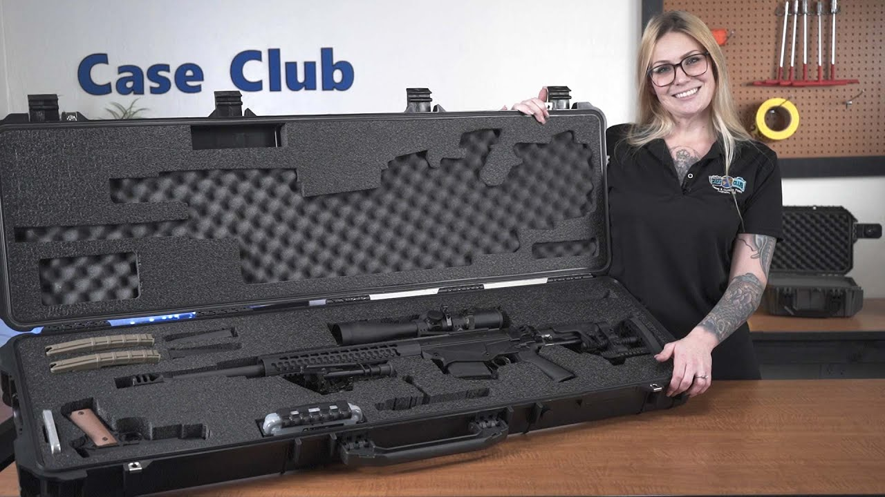 Case Club Precision Rifle Case - Overview - Video