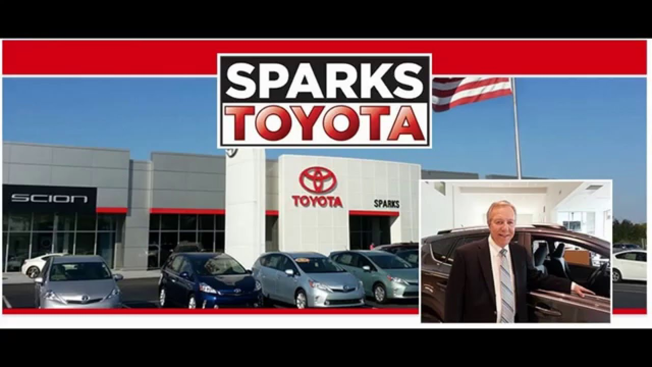 Welcome To Sparks Toyota In Myrtle Beach South Carolina Youtube
