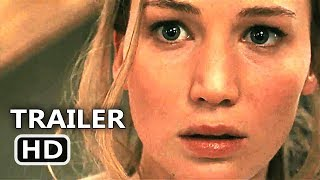 MOTHER Official Trailer + Clip (2017) Jennifer Lawrence Thriller Movie HD