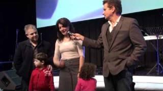 Miracle baby whose kidneys were healed inside womb - John Mellor Healing Evangelist