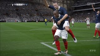 FIFA 16 - UEFA Euro 2016 - Germany vs France | Gameplay (HD) [1080p60FPS]