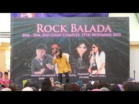 Nur Kasih - Zamani Slam Live In Singapore (17.11.2013)