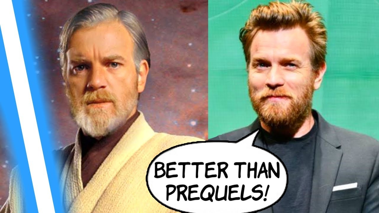 Ewan McGregor Says Obi-Wan Series is Better than Prequels! - Star Wars Explained