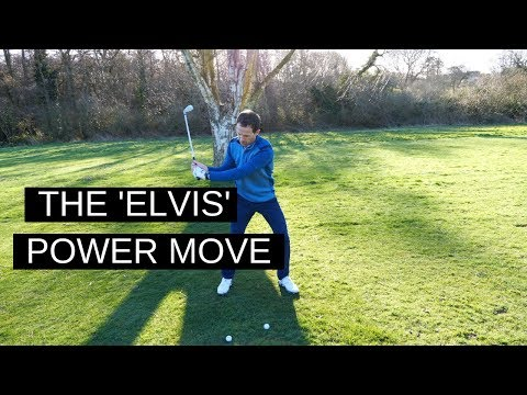 EASY GOLF SWING - THE ELVIS POWER MOVE