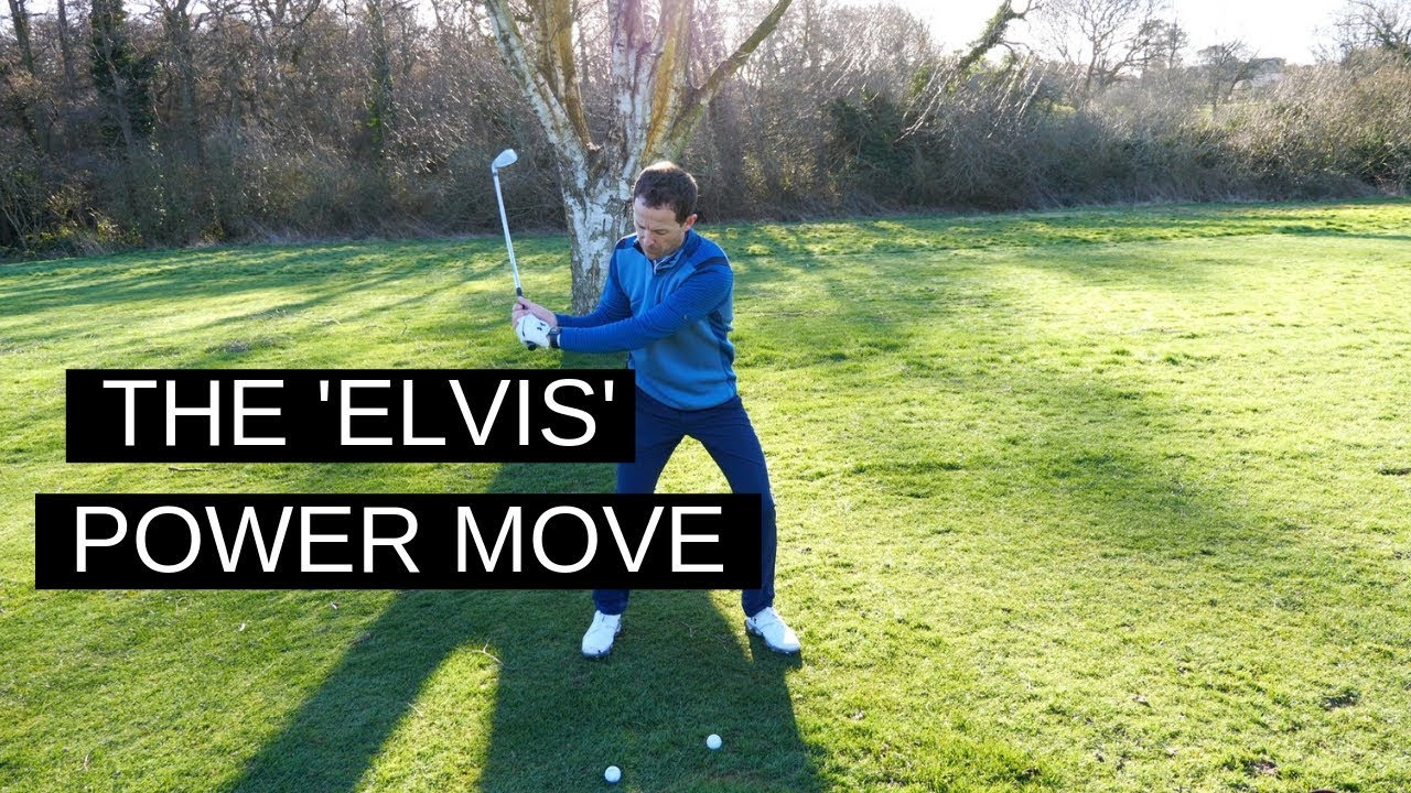 0d44e5c3773f EASY GOLF SWING - THE ELVIS POWER MOVE - YouTube