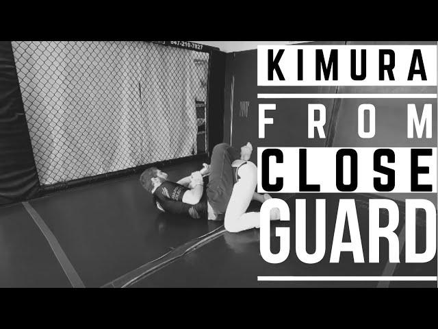 Kimura from Close Guard