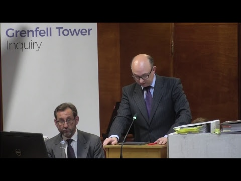 Grenfell Inquiry: How the fire started and spread