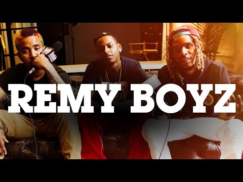 Crew Love: Fetty Wap's Remy Boyz