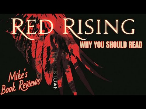 Why You Should Read: Red Rising by Pierce Brown
