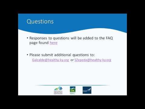Request for Proposals Applicant Webinar- Bright Spots
