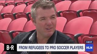 From Refugees to Pro Soccer Players in MLS with Atlanta United