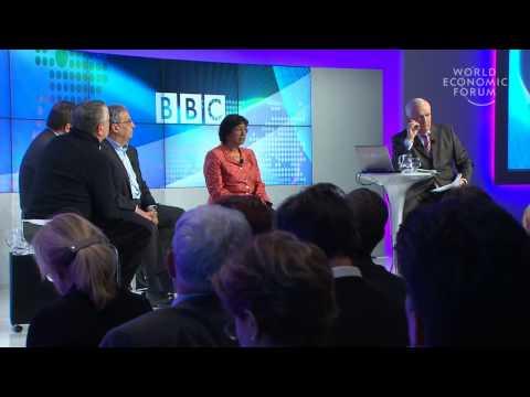 Davos 2013 - (BBC) Is Democracy Winning?
