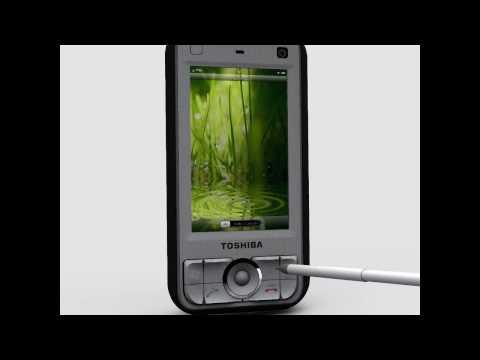 Toshiba Portege g900 - short animation