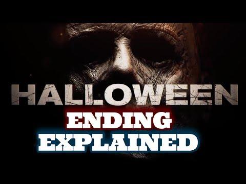 Halloween (2018) Ending Explained & Easter Eggs