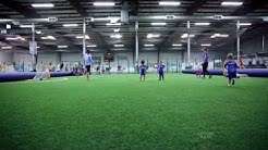 Soccer City, Tulsa's exclusive indoor soccer and recreation facility